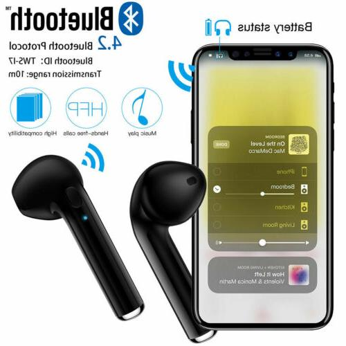 Wireless Bluetooth Headphones Android HTC