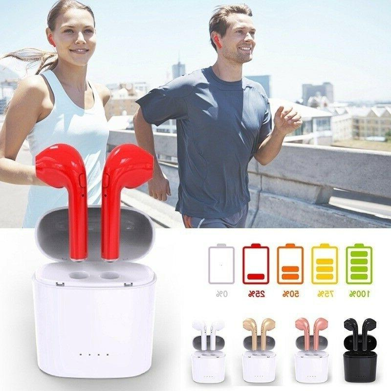 Wireless Earbuds In Ear iPhone 6 7 8 X Android