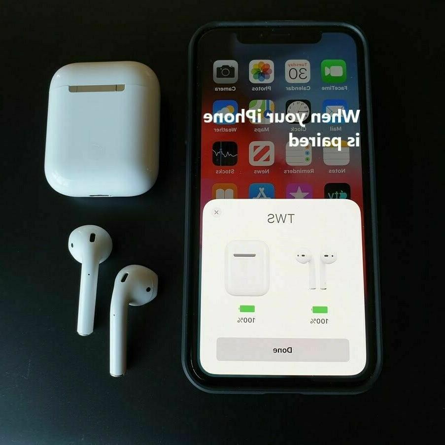 Wireless Bluetooth Compatible AirPods iPad