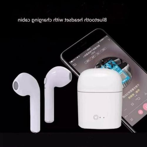 Twins Earbuds In Ear Apple Andriod