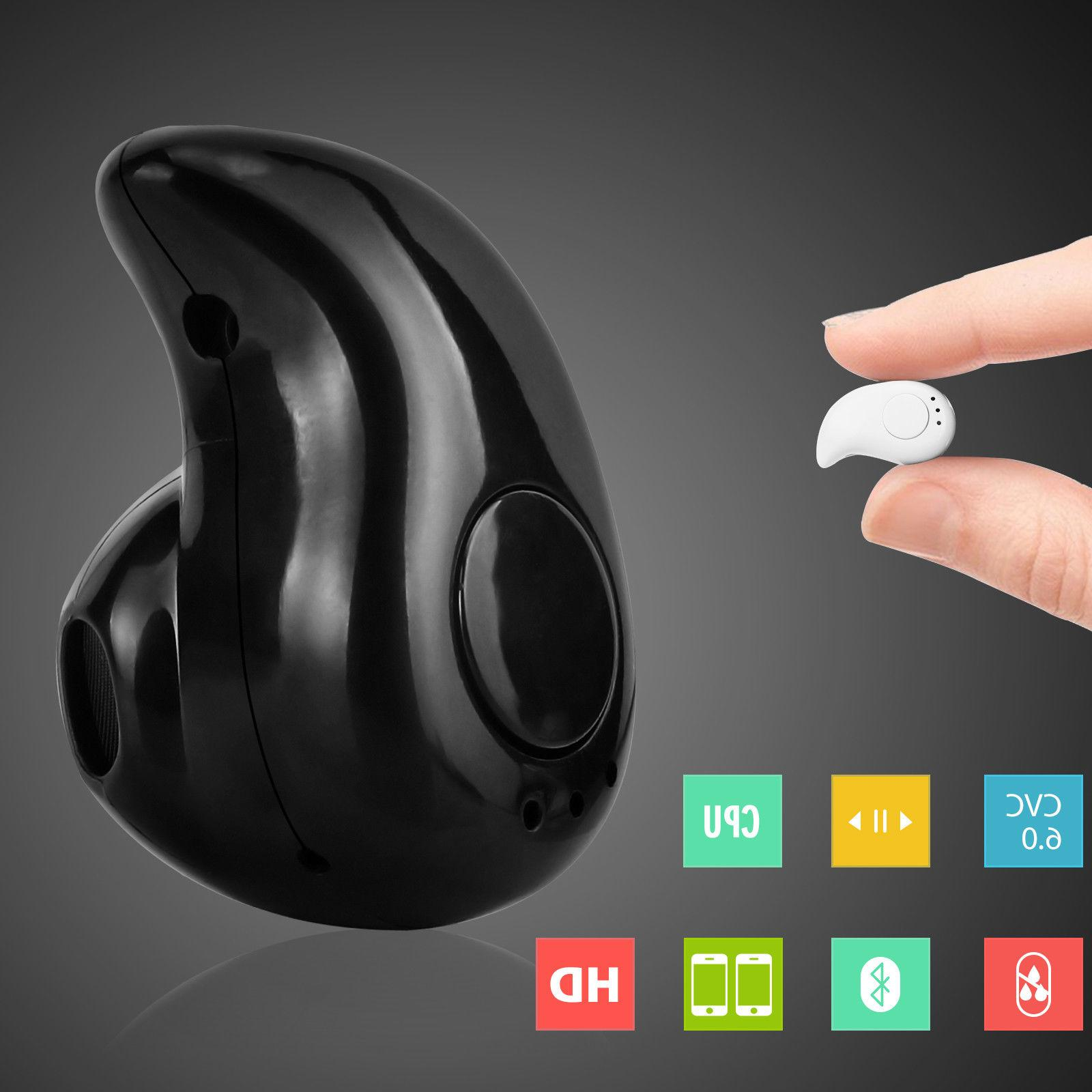 wireless bluetooth earbuds in ear stereo earphones