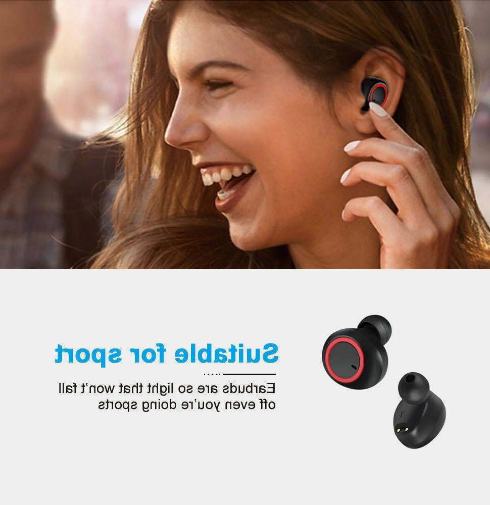 Wireless headset In-Ear With Charging