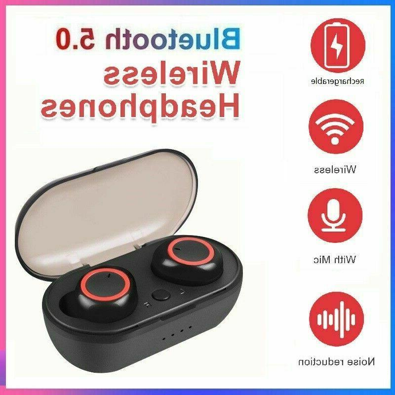 Wireless headset In-Ear Headphones With Charging