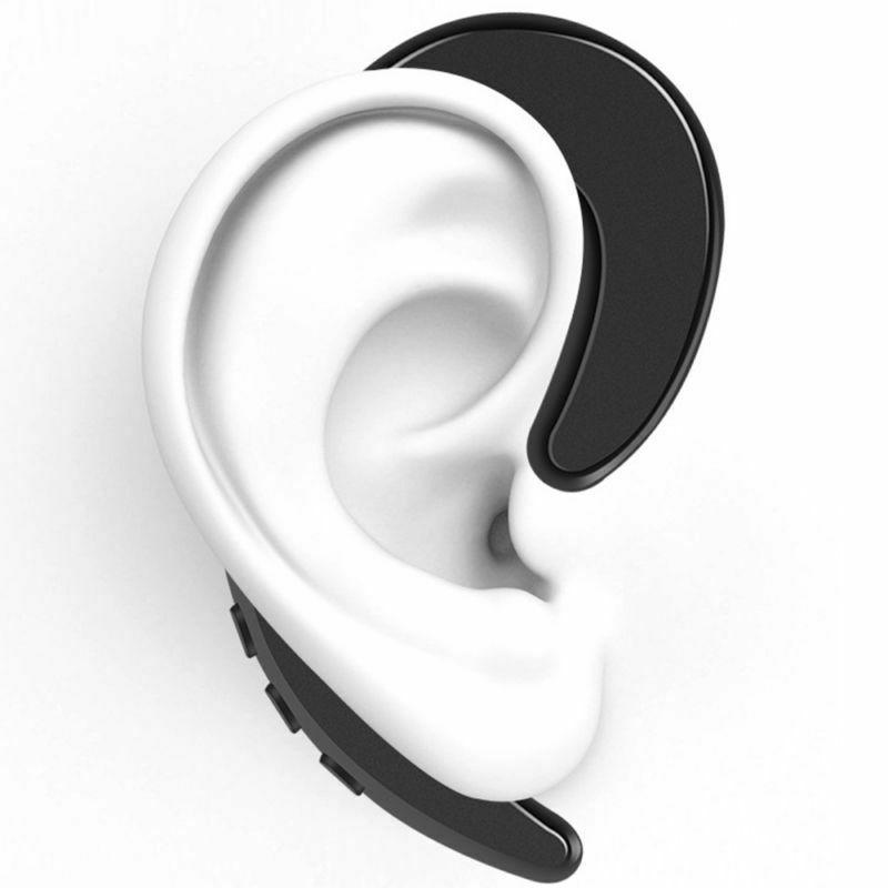 Wireless Bluetooth Earbud Mic bone