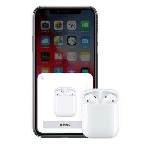 Wireless Bluetooth Earbuds Compatible iPhone Air