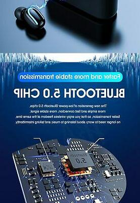 Wireless bluetooth TWS iPhone IOS Android