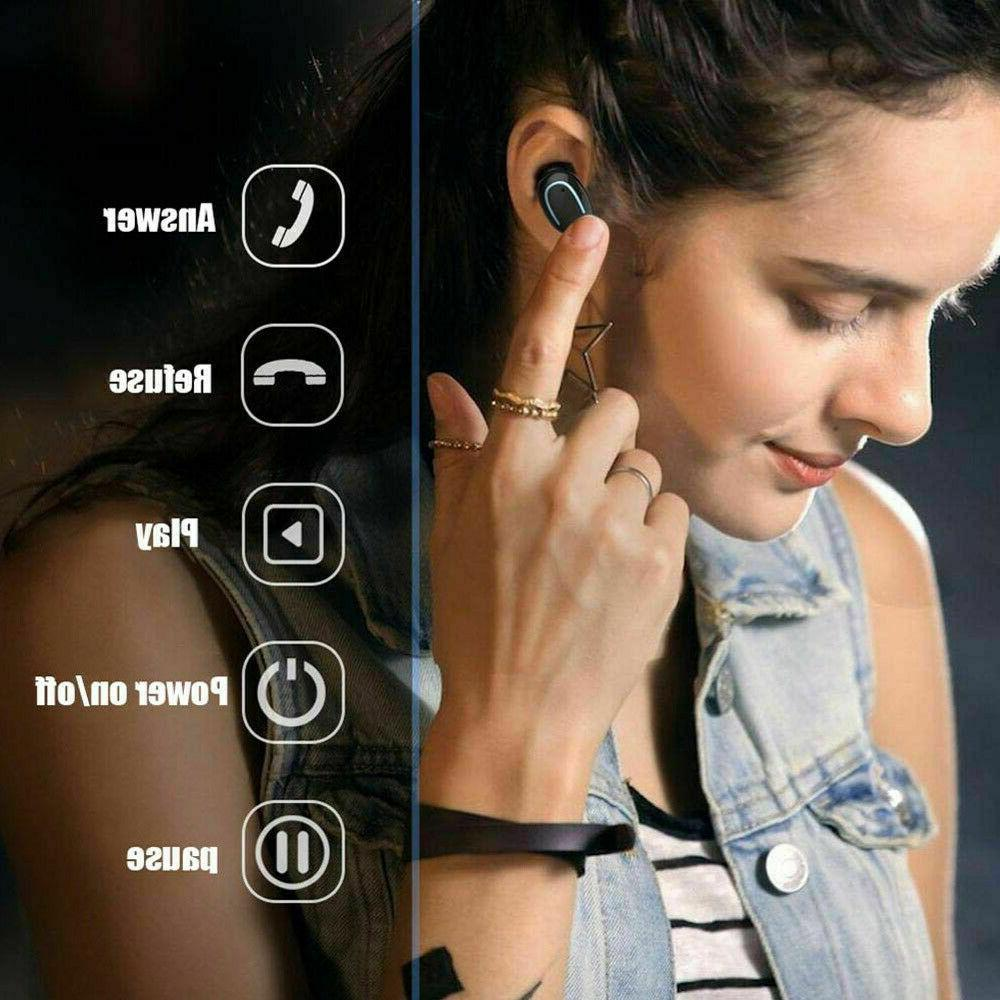 Wireless Earbuds Headsets 8 Samsung S8