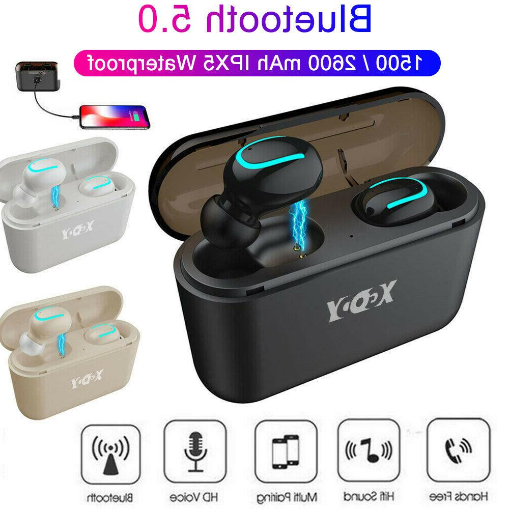 wireless earbuds bluetooth earphones headsets for iphone