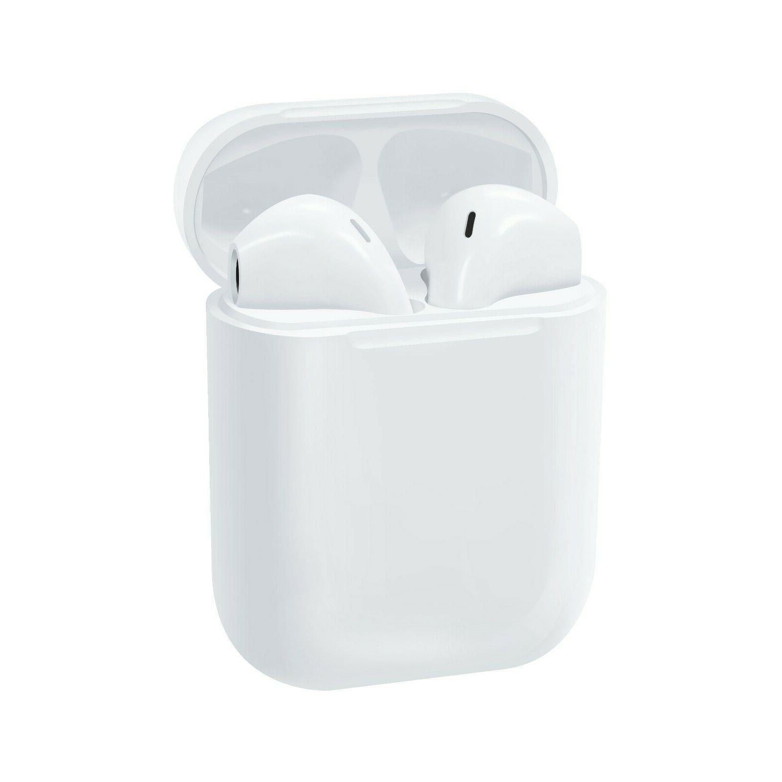 wireless earbuds bluetooth headphones compatible with apple