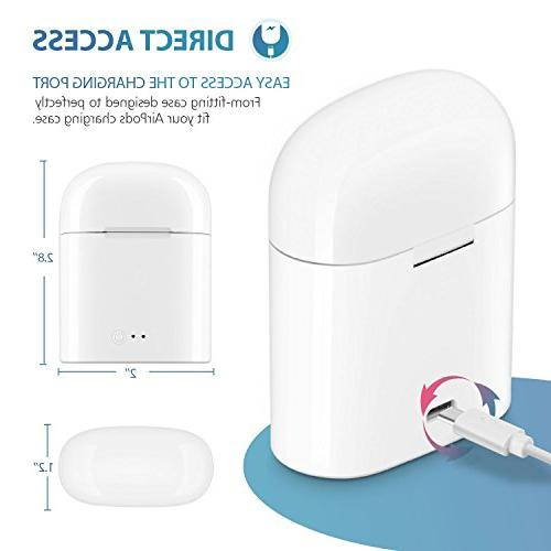 Wireless Earbuds with Microphone iOS System Other Smartphone