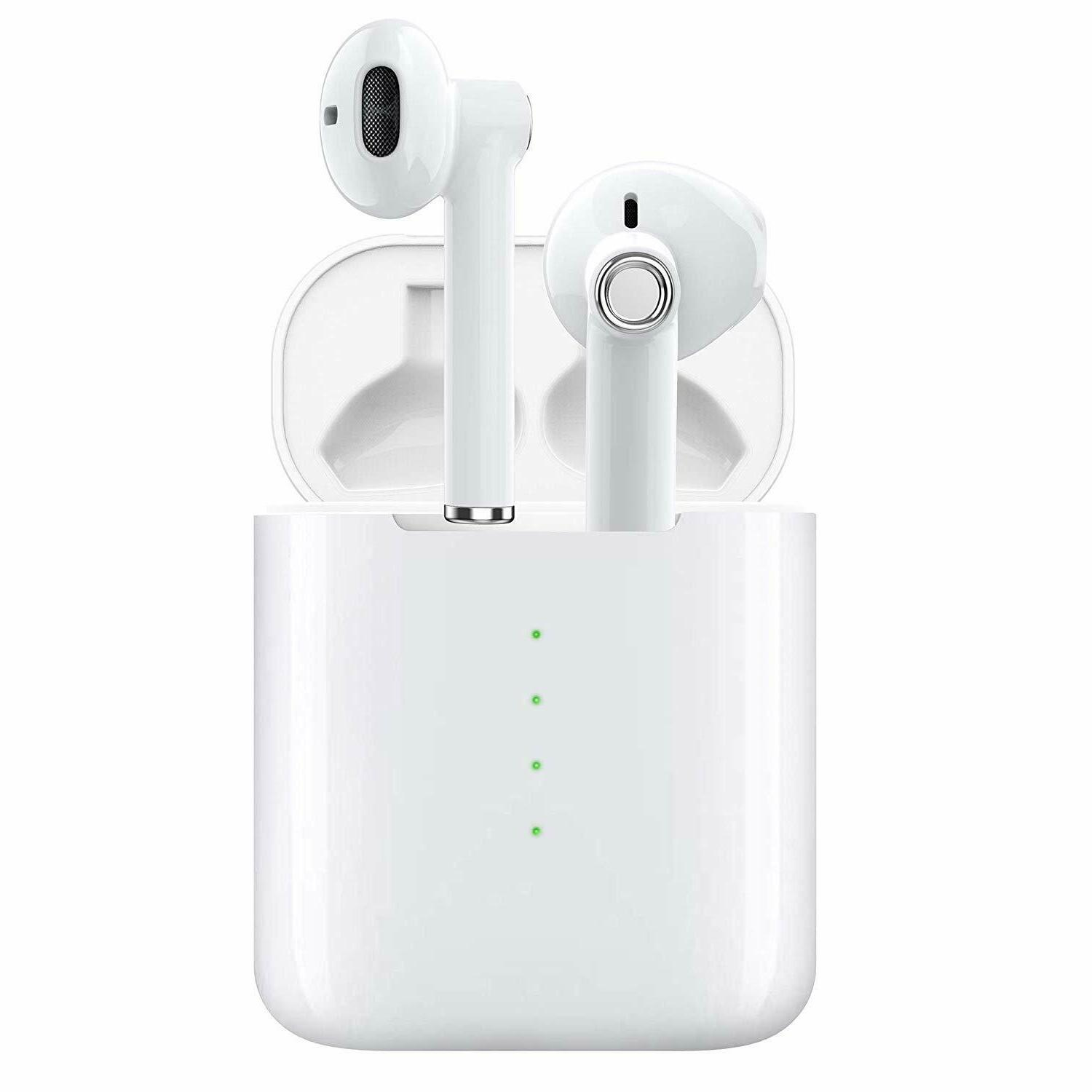 Wireless Earbuds Bluetooth Headsets Compatible Apple AirPods