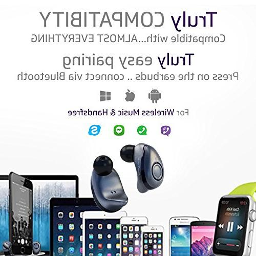 - Mini 3D Stereo Play Time, Earphones Microphone & Speakers for