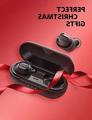 Wireless Earbuds, Liberty True Earbuds, Sports Headphones with Mic