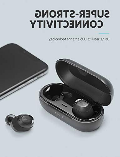 Wireless Liberty Lite Bluetooth True Wireless Earbuds, Sports Headphones with Graphene-Enhanced Drivers, Stereo Calls and Built-in Mic