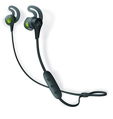 Jaybird Wireless Headphones for Fitness and with iOS Android Sweatproof and Black
