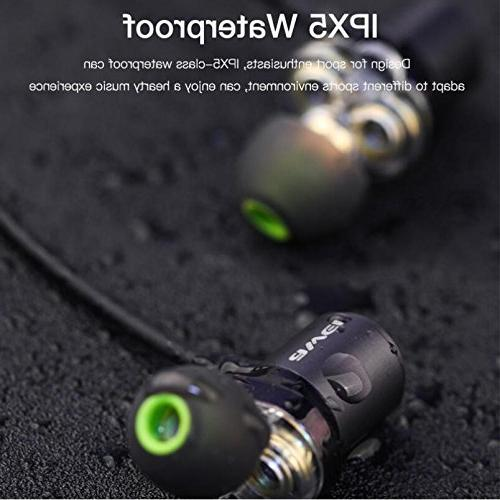 AWEI Bluetooth Earphones - Surround Sound