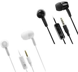 LG Aristo Hands Free Stereo Headset Earbud Package Bundle On