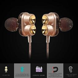 M2 In-Ear Earphones With Fragrance Sport Sweat Proof Stereo