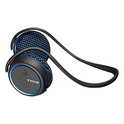 Sony MDR-AS700BT/L Behind-the-Neck Water-Resistant Bluetooth