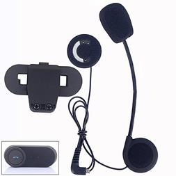 Microphone Earphone & Clip Accessories ONLY Suit for T-COMVB
