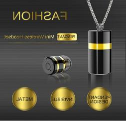 Mini Bluetooth Earbud BT V4.1 Invisible Metal Headphone Sing