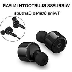 Mini Bluetooth Earbuds Earphone,Ounice Mini TWS Twins True W