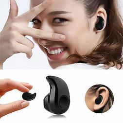 Mini Bluetooth Earbuds Invisible Earpiece In Ear Headset for