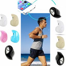 Mini Wireless Bluetooth Invisible In-Ear Headset Earphone Ea