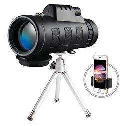Monocular Telescope, Pajuva High Power Monocular Scope Water