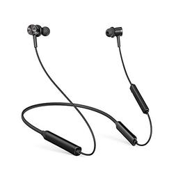 TaoTronics Neckband Bluetooth Headphones with ANC,Built-in M