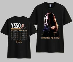 New best selling Ozzy Osbourne No More Tours 2019 Mens Black