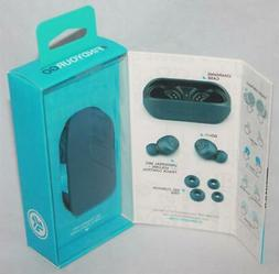 New JLab Audio GO AIR True WIRELESS Signature Earbuds BLUE -