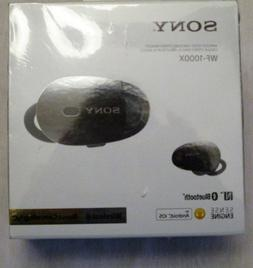 NEW Sony WF-1000X Wireless noise canceling  Earbuds