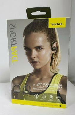 Jabra Sport Pace Wireless Bluetooth Headphone - Yellow