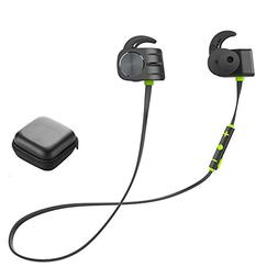 PLEXTONE IPX5 Waterproof BX338 Bluetooth Wireless Ear-hook E