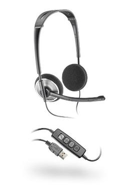 Plantronics PLNAUDIO478 Stereo USB Headset fOR PC