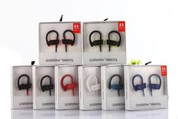 Power 3 Wireless G5 Bluetooth Headphones Running Sports Wire