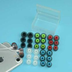 Replacement Soft Silicone Earbuds Ear Tips For JayBird X3 Bl