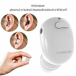 NENRENT S570 Bluetooth Earbud,Smallest Mini V4.1 Wireless Bl