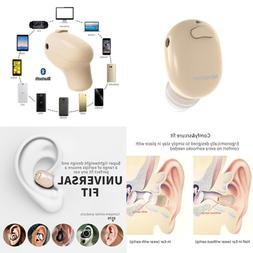 S570 Bluetooth Earbuds Smallest Mini Invisible V4.1 Wireless