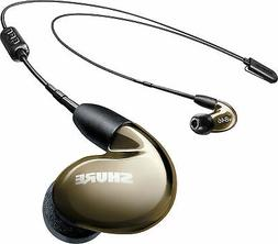 Shure SE846 IEM with RMCE-BT2 Bluetooth Cable