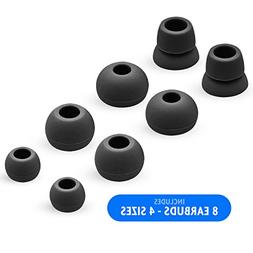 MMOBIEL Silicone Ear Tips Earbuds Buds Set for Powerbeats 2/