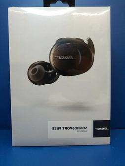 Bose SoundSport Free Truly Wireless Water-Resistant Earbuds