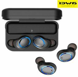 t3 bluetooth wireless earbuds with charging case