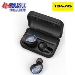 AWEI T3 Twins Wireless Earbuds Earphone Bluetooth Headphone