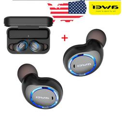 AWEI T3 Twins Wireless Earbuds Earphone BT 5.0 Headphone Wit
