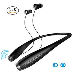 Bluetooth Headphone Speaker, ThreeMay Bluetooth 5.0 Portable