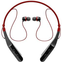 LG TONE TRIUMPH HBS-510 wireless Bluetooth headset - Red