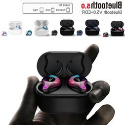 True Premium Wireless Bluetooth V5.0 Earbuds TWS Stereo Bass