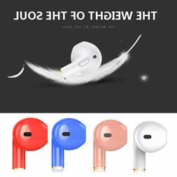 TWS Mini Wireless Earphone BT Headset Sports Earbud For iPho